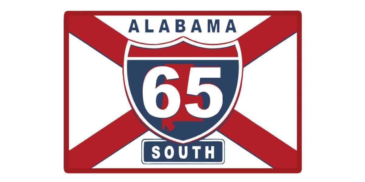 south i 65