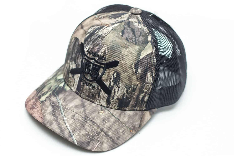 Official licensed Mossy Oak hat