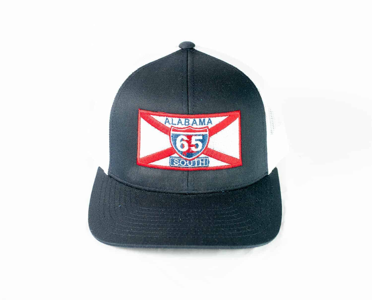 sports shoes d1e13 95d8c ... shopping 65 south game day hat blue with white mesh baf2f c57cf