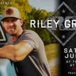 Riley Green at The Crossing At Big Creek in Dothan, AL
